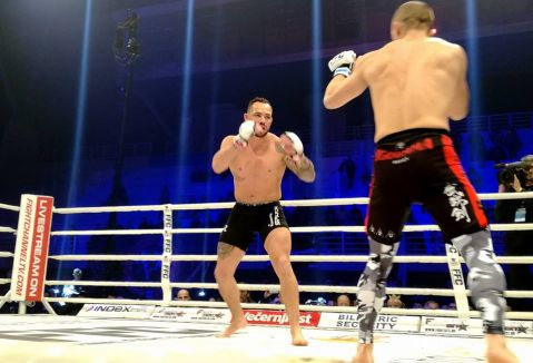 FFC 28 Athens – MMA Results – Van Roosmalen and Stošić notch super fast wins!