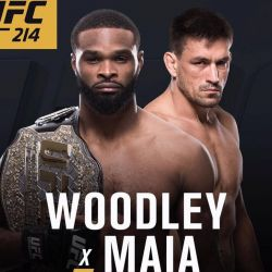 Demian Maia won't complain about short camp for UFC 214: 'We want to be champions'