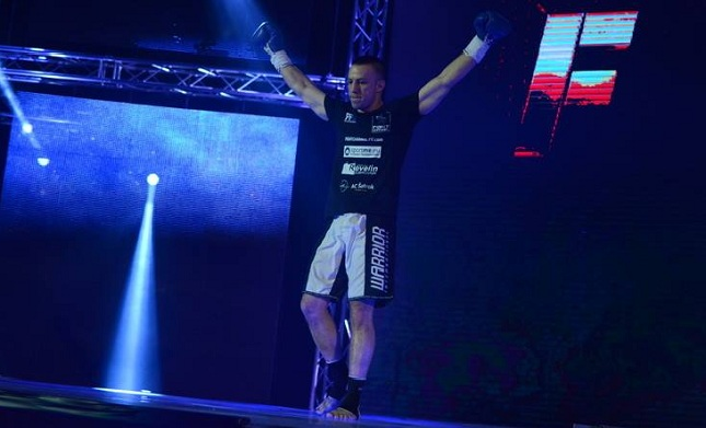 Aleksander Stankov: I will deliver an action packed match with Wimmer!