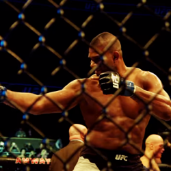 Alistair Overeem: 'No damage and all healthy'