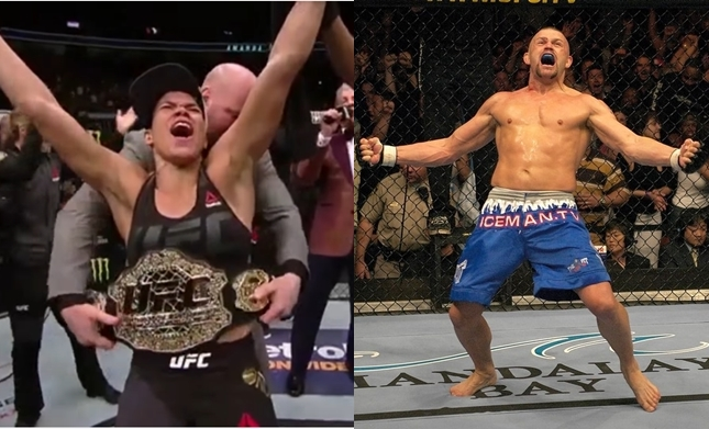 Buffer says Amanda Nunes is 'Chuck Liddell with a clitoris'