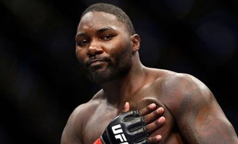 Anthony Johnson reveals next step in his career