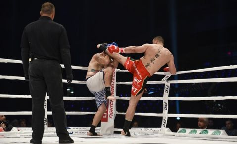 FFC 24 Highlights: Check out the best kickboxing moments! (VIDEO)