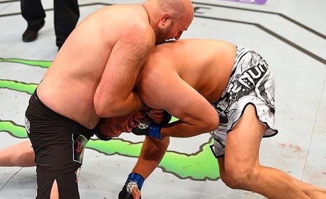 Ben Rothwell: '80 percent or more heavyweights were on performance-enhancing drugs'