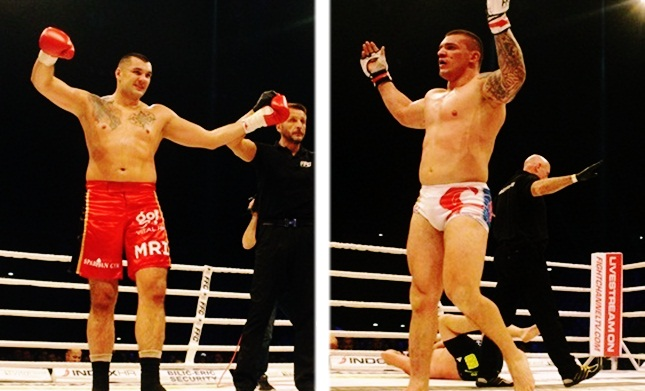 FFC 27 results: Brestovac, Stošić and Pejić defended their belts, new champs crowned