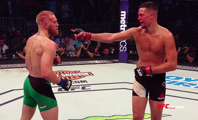 UFC 202: Fight Motion (VIDEO)