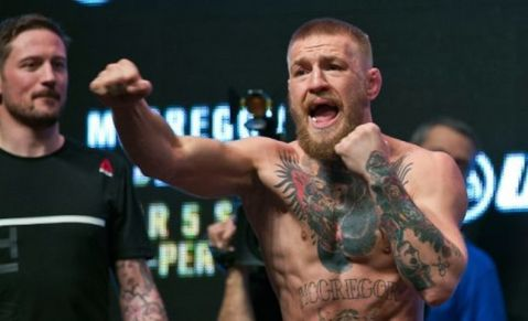 Conor McGregor: 'I'll be fighting in enemy territory this time'