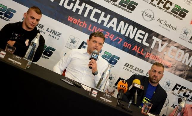 FFC 26 Press Conference – Stošić: 'This is inevitable. Young people come, old people go'