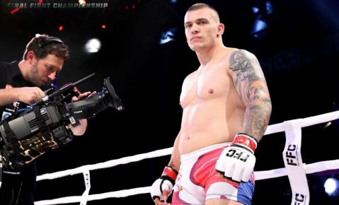 FFC 25: Check out Stošić's win in Springfield! (VIDEO)