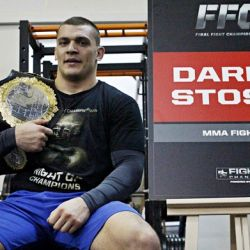 Darko Stošić now No1 FFC P4P MMA fighter!