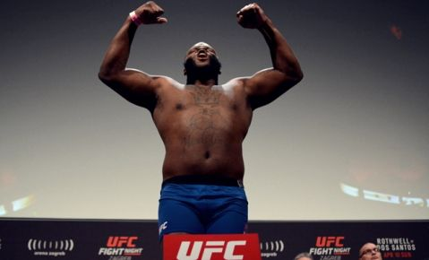 Deerick Lewis claims he's one of the hottest heavyweights on UFC roster
