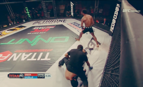 Blast from the past: The Predator KO's his opponent in only 32 seconds (VIDEO)