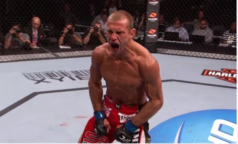 """Cowboy"" Cerrone says he will KO Cote in the second round (VIDEO)"