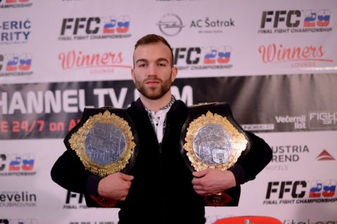 FFC 29: Samo Petje looking to become two-division champ!