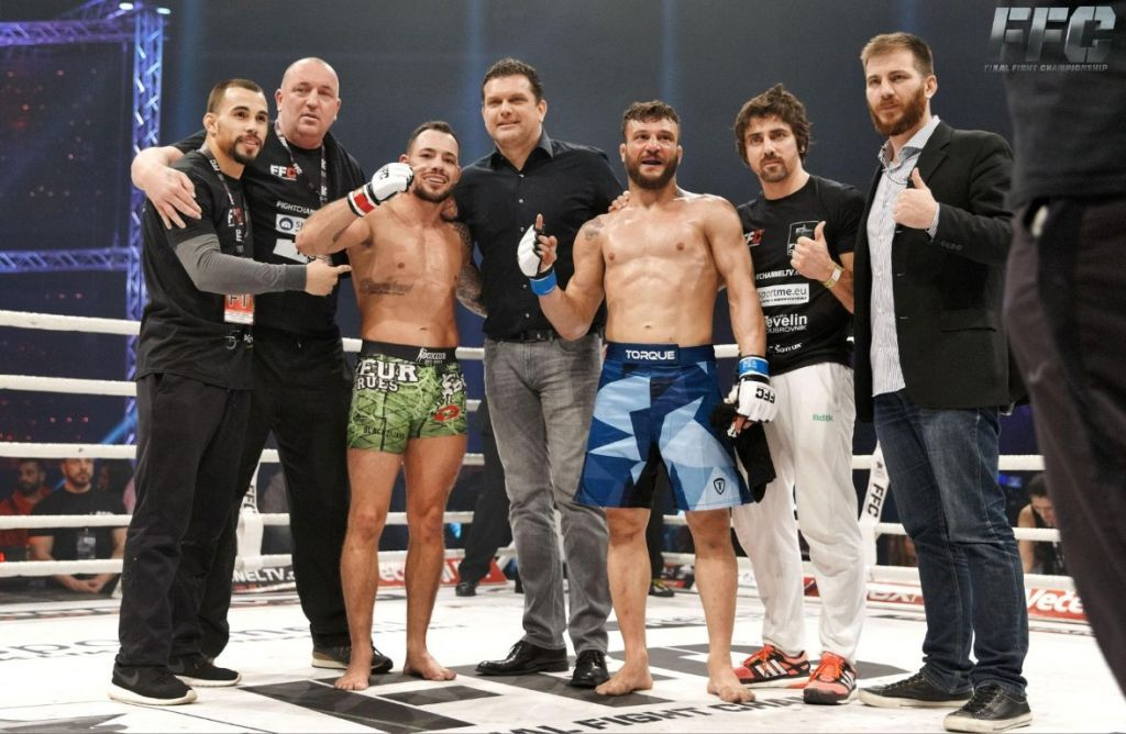 Greece amazed with the FFC: 'This was the best fighting sports event ever and we want it back soon!'