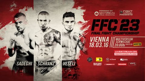 FFC 23 Vienna: Latest Fight Card Changes!
