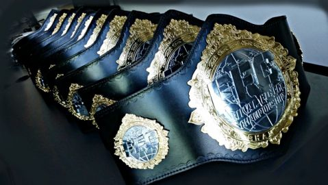 New FFC belts arrive to Zagreb!