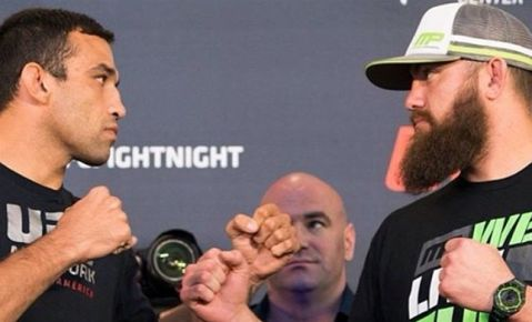 Browne steps in for Rothwell, rematches Werdum at UFC 203