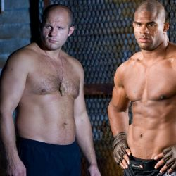 """Alistair Overeem trashed Fedor: """"He foughts cans! He declined to fight me!"""