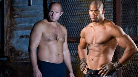 "Alistair Overeem trashed Fedor: ""He foughts cans! He declined to fight me!"