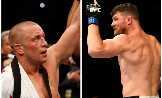 Robin Black's source who has confirmed that GSP is interested in a match with Bisping