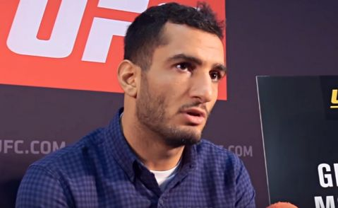 Gegard Mousasi concerned Trump's Muslim ban could keep him out of UFC 210