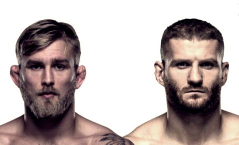 Gustafsson vs Blachowicz in Hamburg!
