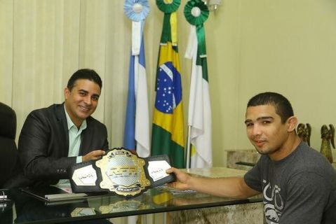RFA bantamweight champion Leandro Higo to carry the Olympic Torch in Brazil