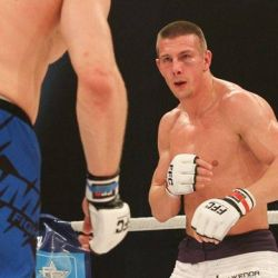 Ivica Tadijanov back as more complete and exciting fighter!
