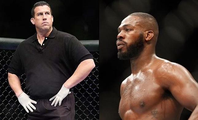 Jon Jones 'would prefer any other referee' besides John McCarthy at UFC 200