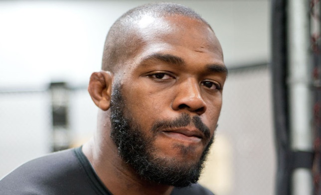 Jon Jones in trouble with the law again