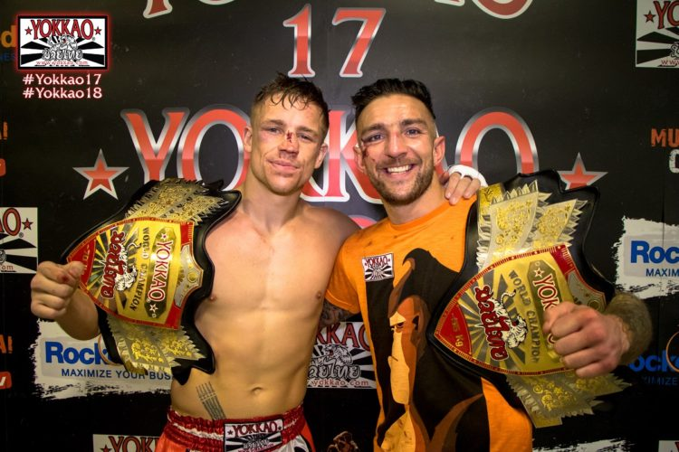 Two World Titles. Two Events. One night in Bolton – YOKKAO 23/24
