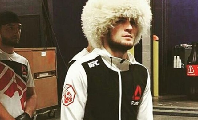 Khabib Nurmagomedov: 'If I don't fight for the title after this fight, I never fight in the UFC again'