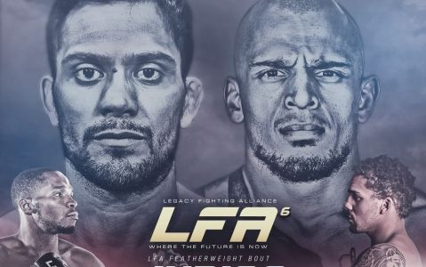 LFA 6 – Junior vs. Rodriguez heads to San Antonio on Friday, March 10th