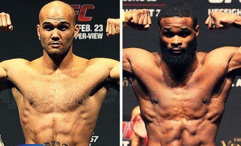 Lawler and Woodley to headline UFC 201