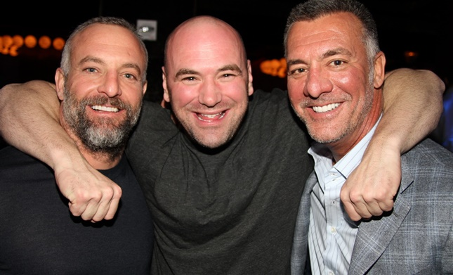Dana White claims Zuffa sold the UFC no to to the highest bidder, but to the best one