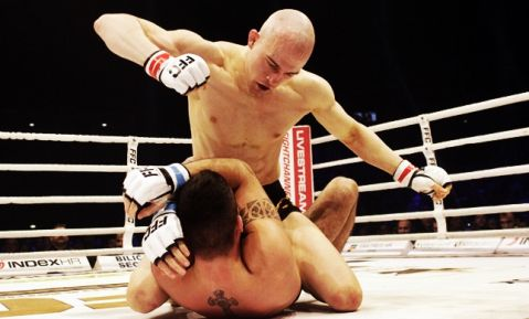 "FFC lightweight champ Luka Jelčić: ""I don't know who my opponent is, but I'm violent and skilled'"