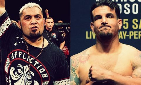 Mark Hunt and Frank Mir to headline UFC in Australia in March