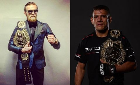Report: UFC 197 to feature Dos Anjos vs McGregor, Holm vs Tate in co-main event!