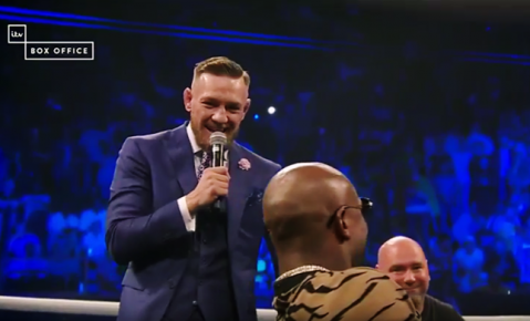 "Dana White: ""Floyd Mayweather refused to do Dublin press conference"""