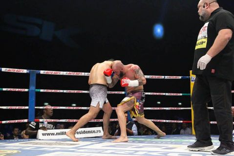 Superkombat: Negrea vs Becirbasevic for the SK Intercontinental title
