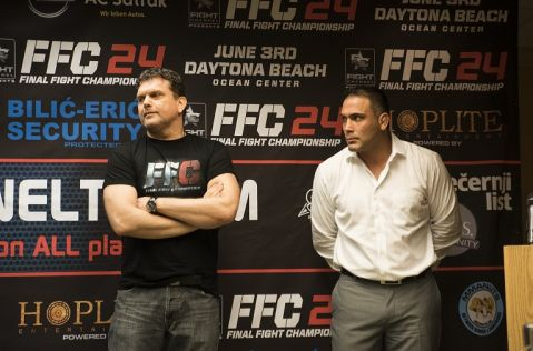 FFC President Orsat Zovko on FFC 24: It was our first event in the US and I'm happy. There were brutal KO's and big surpirses