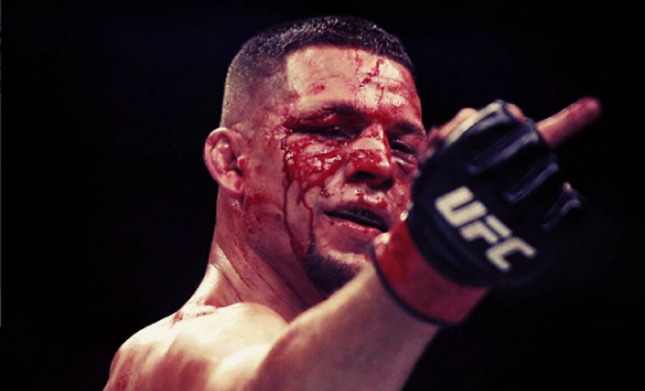 Nate Diaz on Eddie Alvarez vs Conor McGregor: 'Those little bitches are afraid to fight me'