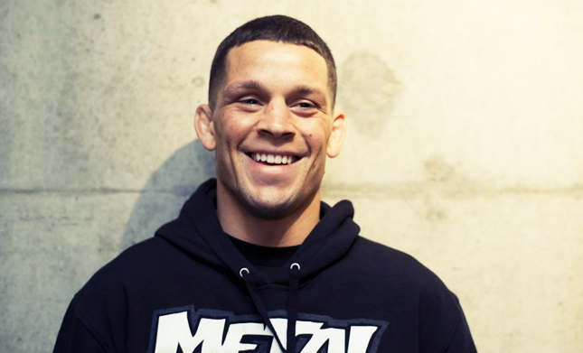 Nate Diaz: 'You can test me every day of the year. Piss loaded with cannabis, no steroids'