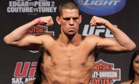 Nate Diaz wanted to headline UFC 196 with Anthony Pettis