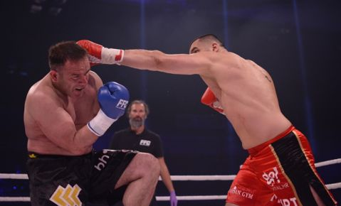 FFC 29 Ljubljana video highlights