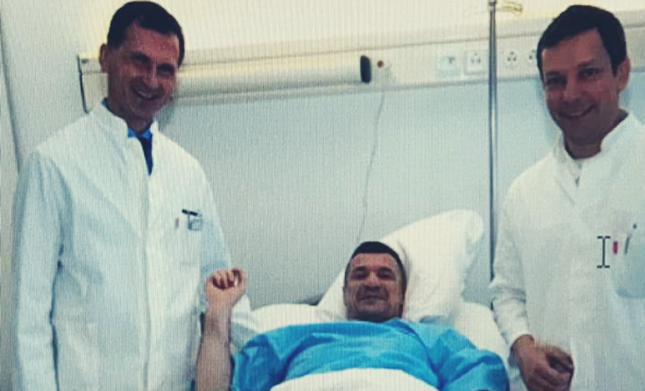 Cro Cop undergoes sucessful knee surgery