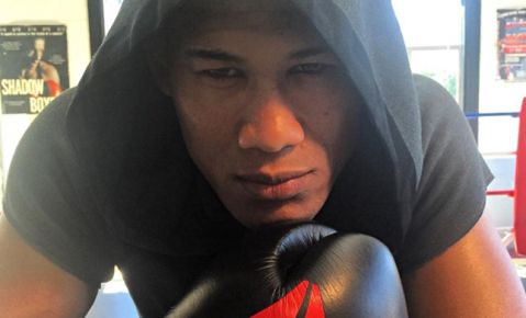 'Jacare' Souza happy to be back at UFC on FOX 27!
