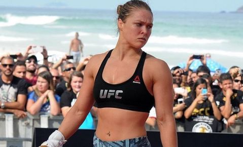 Dana White not interested in Ronda Rousey's UFC return