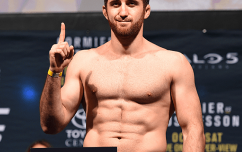 UFC Zagreb: Magomedov injured, Gonzaga with no opponent